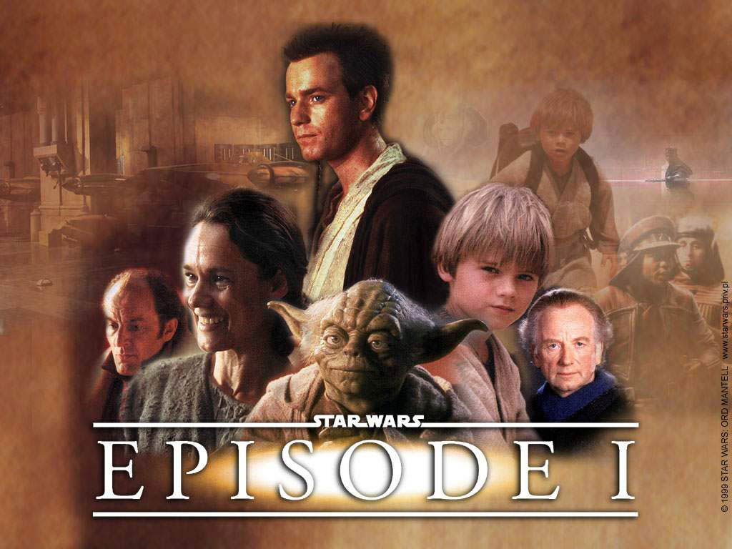 Star Wars: La minaccia fantasma su iTunes - iTunes